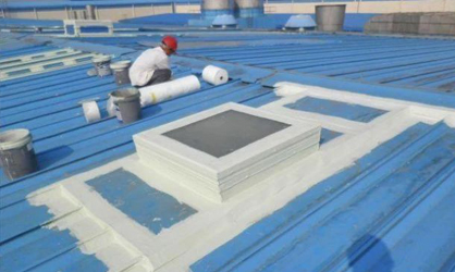 What are the quality requirements and inspection and acceptance contents of roof waterproof project?